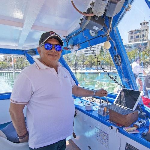 Paseo en barco en Palma de Mallorca