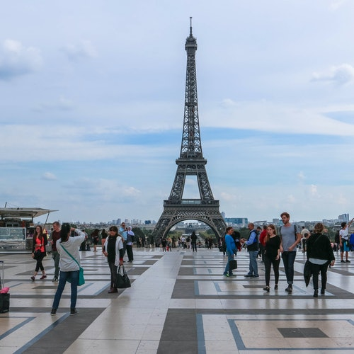Eiffel Tower - Summit: Guided Visit photo 4