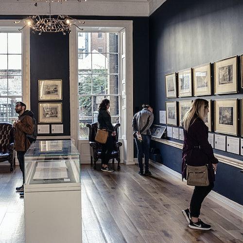 Pequeño museo de Dublín