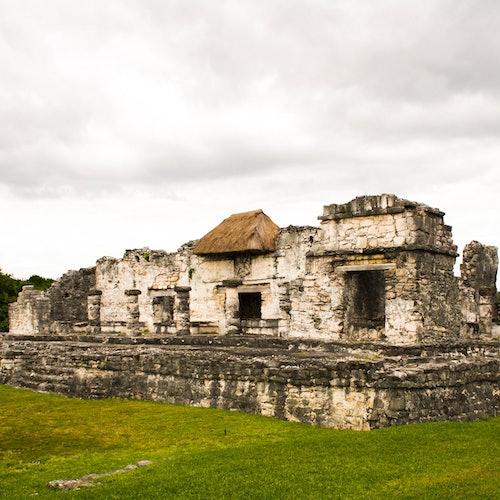 Maya Ruins of Tulum, Cenote Mariposa & Playa del Carmen Day Tour