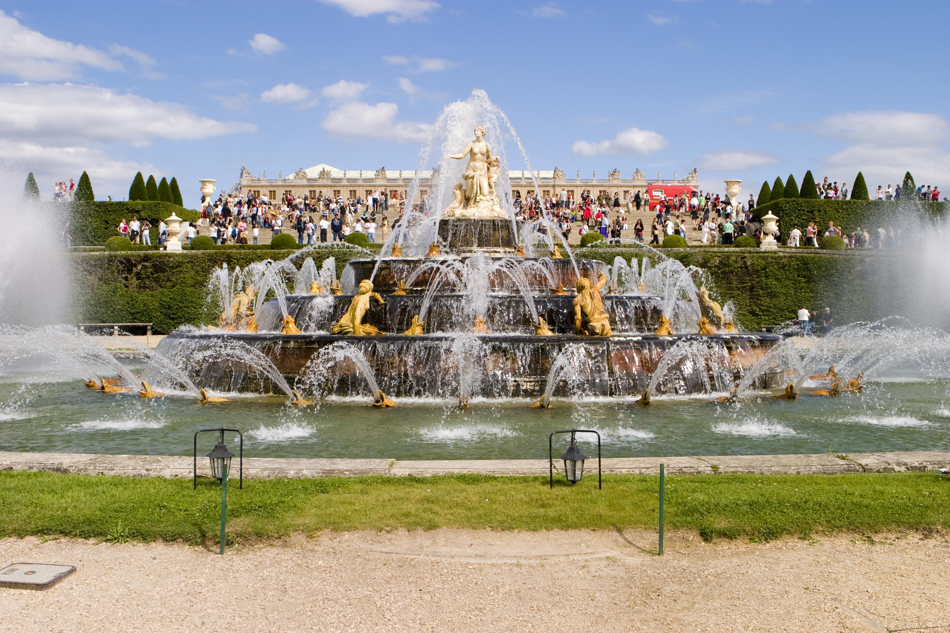 Biglietti reggia di versailles show fontane giardini