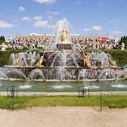 Tickets, museos, atracciones,Tickets, museums, attractions,Palacio de Versalles,Jardines con guía
