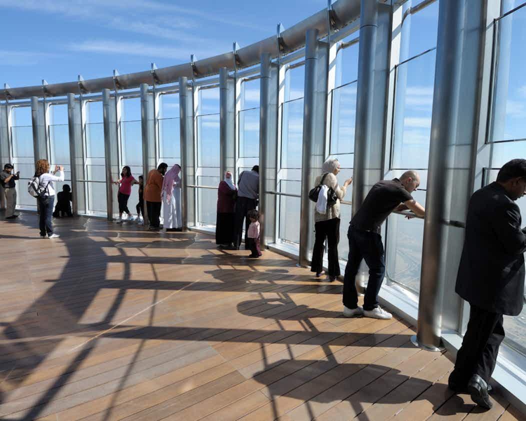 Tickets for Burj Khalifa: 124th, 125th & 148th Floor + Skip The Line