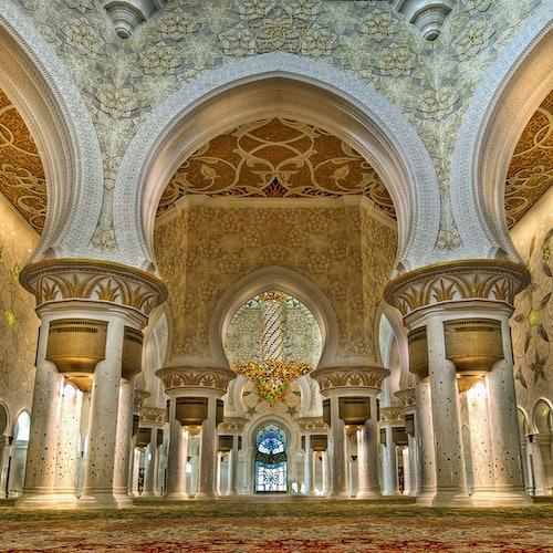 Louvre Abu Dabi y Mezquita Sheikh Zayed: Tour desde Abu Dabi