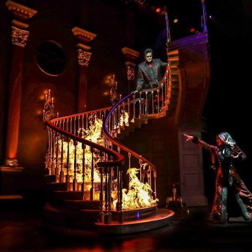 Rick Thomas, Illusionist: Mansion of Dreams