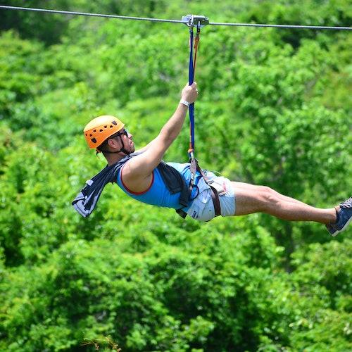 Bavaro Park: Tour de medio día Adventure Pass