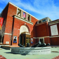 Museum of the American Revolution: Skip The Line
