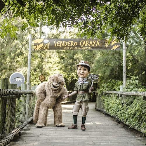 Zoológico de Temaikèn: Entrada y transporte desde Buenos Aires