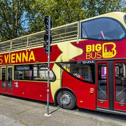 Hop-on Hop-off Vienna: 24H Classic Tour