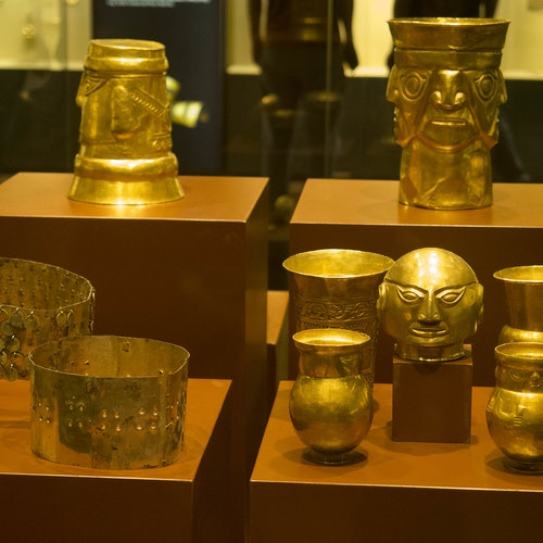 Gold Museum of Peru and Weapons of the World
