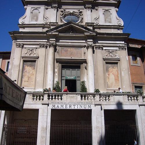 Prisión Mamertina + Coliseo + Foro Romano + Monte Palatino