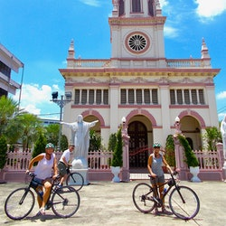 Hidden Streets of Old Bangkok: Bike Tour