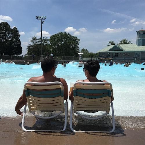 Parque acuático Nashville Shores