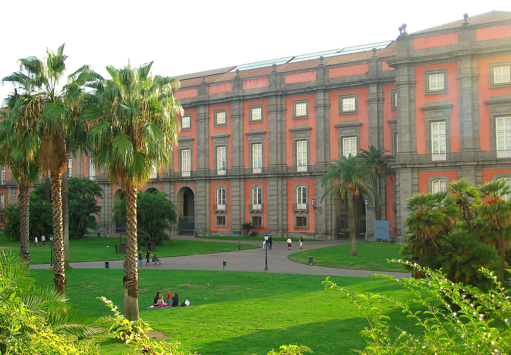 Tickets for Naples Museums: Combo Ticket + Audio Guide for Capodimonte Museum