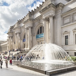 Imagen El Museo Metropolitano de Arte (MET) : Sin colas