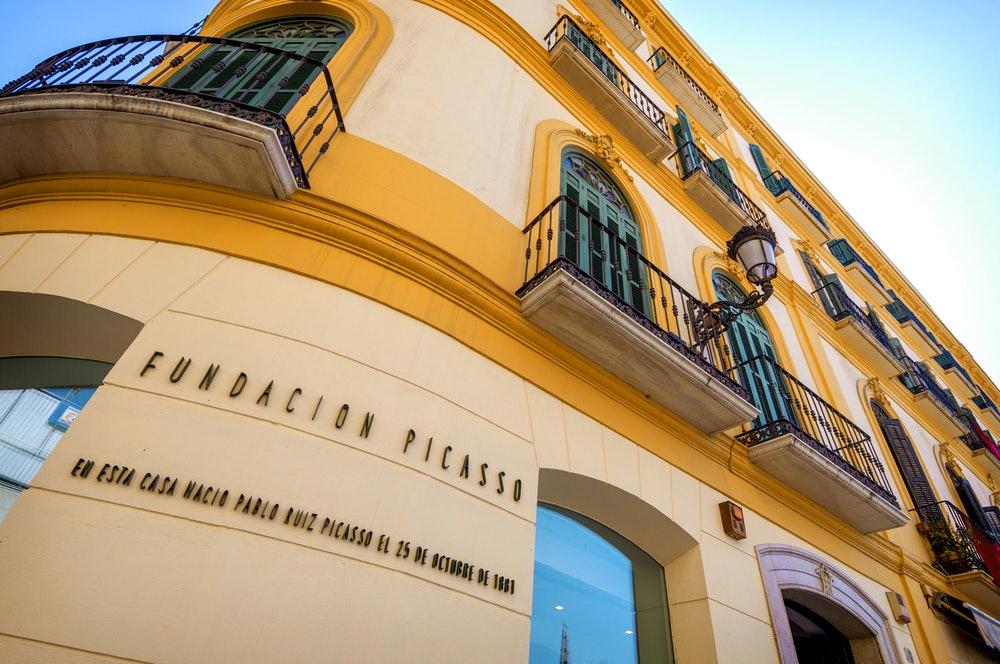 Picasso birthplace museum m laga tiqets - Casa natal picasso ...