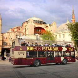 Hop-on Hop-off Bus Istanbul 48H + Bosphorus Cruise
