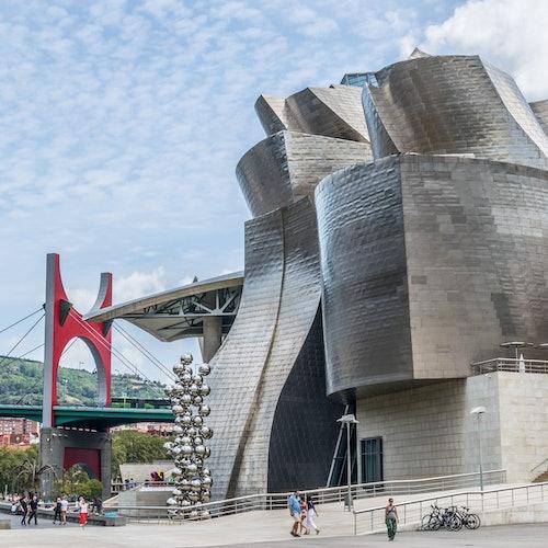 Museo Guggenheim: Visita guiada por el exterior + Entrada