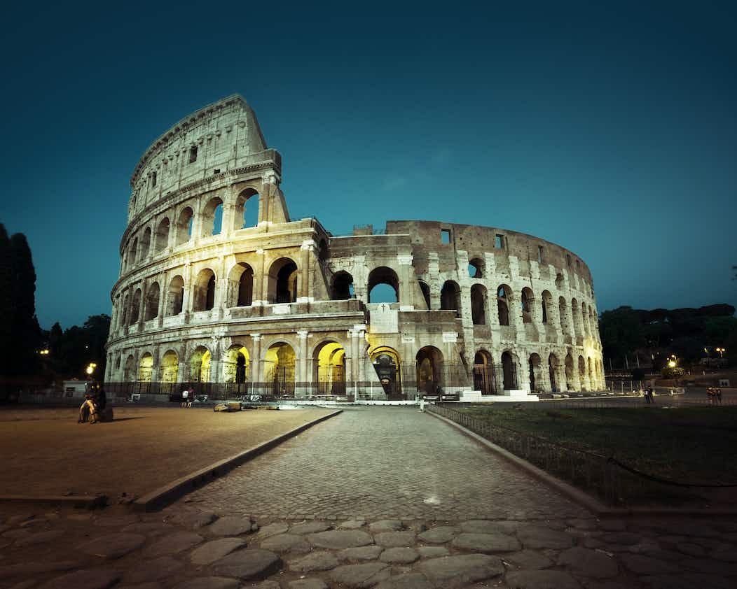 Colosseo Di Notte Visite.Biglietti Per Sotterranei Del Colosseo Tour Di Notte