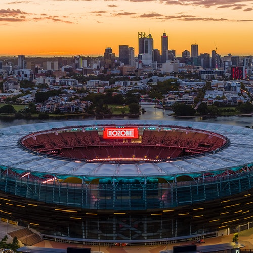 HALO Rooftop Tours at Optus Stadium