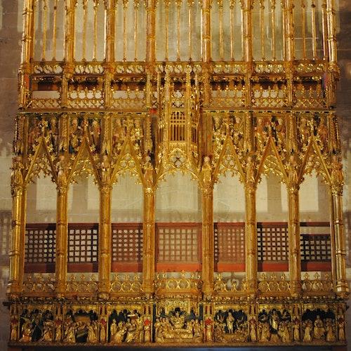 Catedral de Mallorca: Sin colas