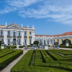 Imagen Palacio Nacional y Jardines de Queluz: Sin colas