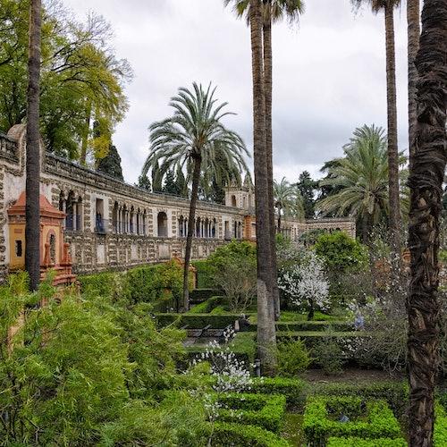 Alcázar de Sevilla: Sin colas + Visita guiada