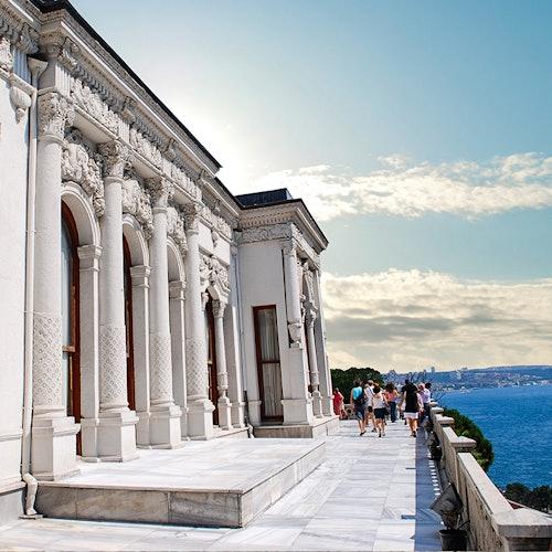 Palacio de Topkapı: Admisión sin colas