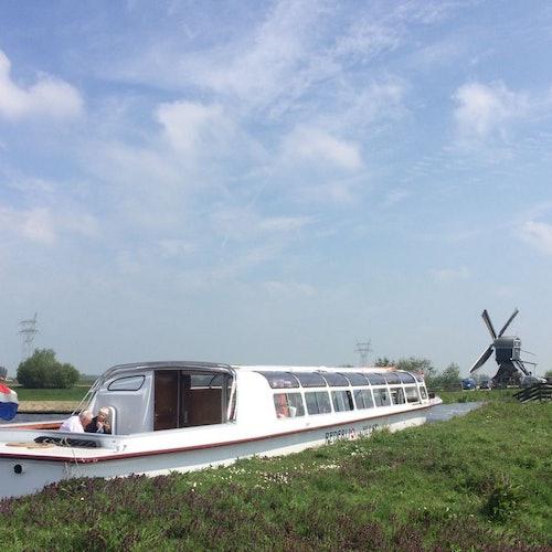 Crucero por los lagos de Ámsterdam desde Warmond