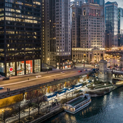Chicago Architecture Center Exhibits