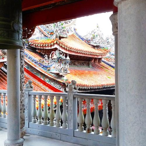 Tour del arte folclórico de Taiwán