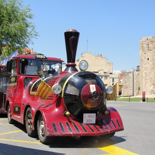 Tren turístico de Tarraco