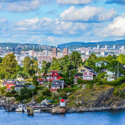 Bus turístico Oslo