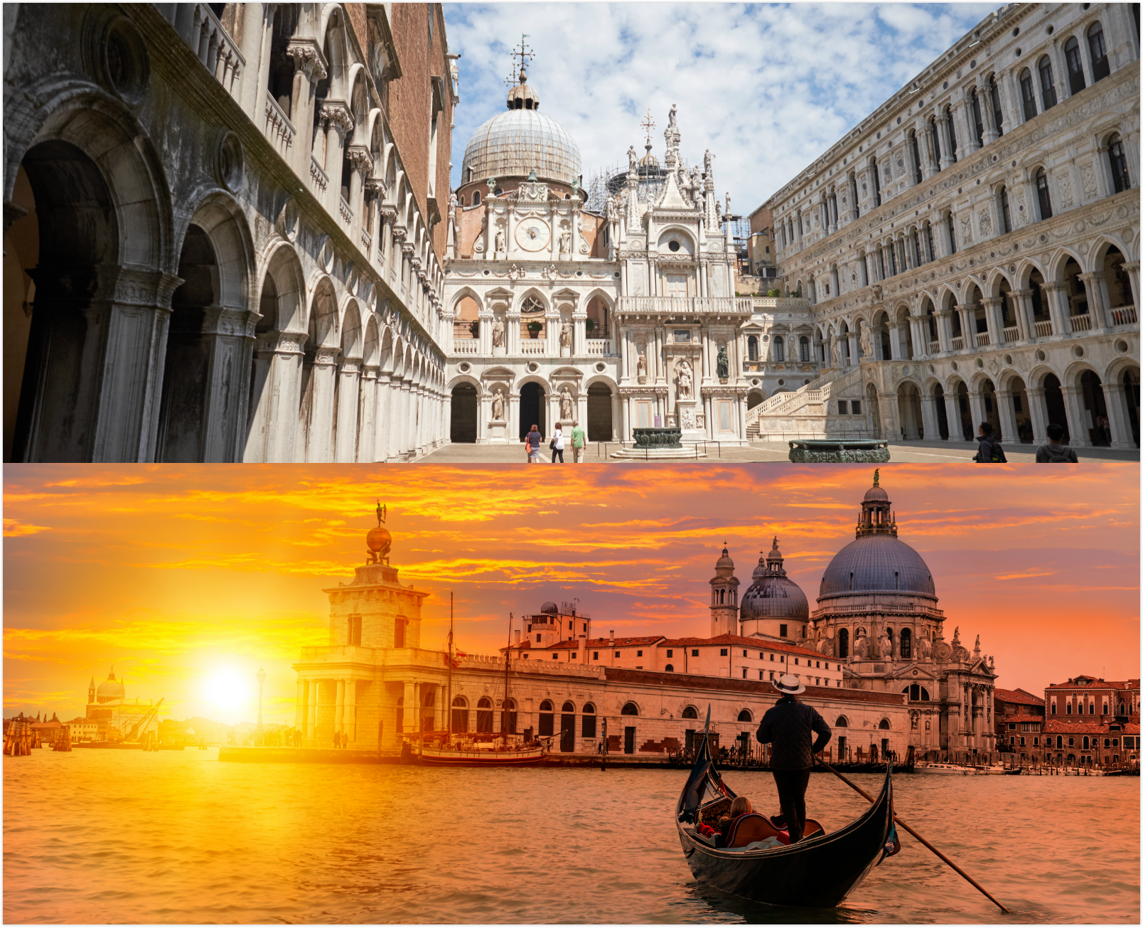 Tickets for Doge's Palace & Gondola Ride: Skip The Line