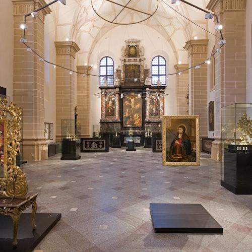 Museo del Patrimonio de la Iglesia: el Tesoro