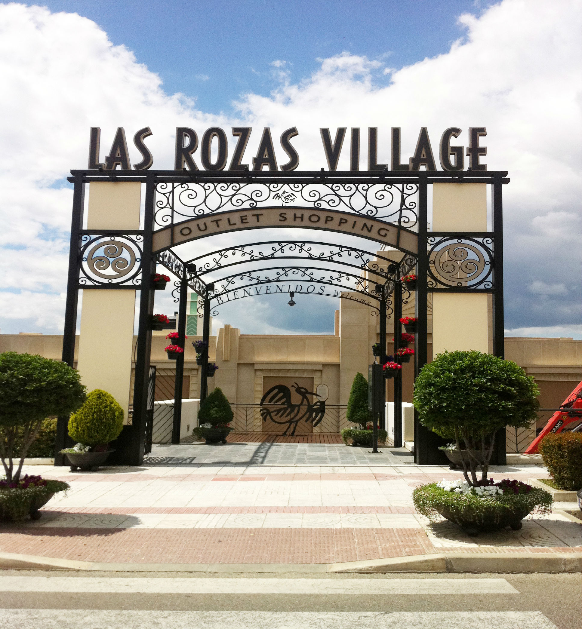 Tickets for Designer Outlet Las Rozas Village: Roundtrip from Madrid