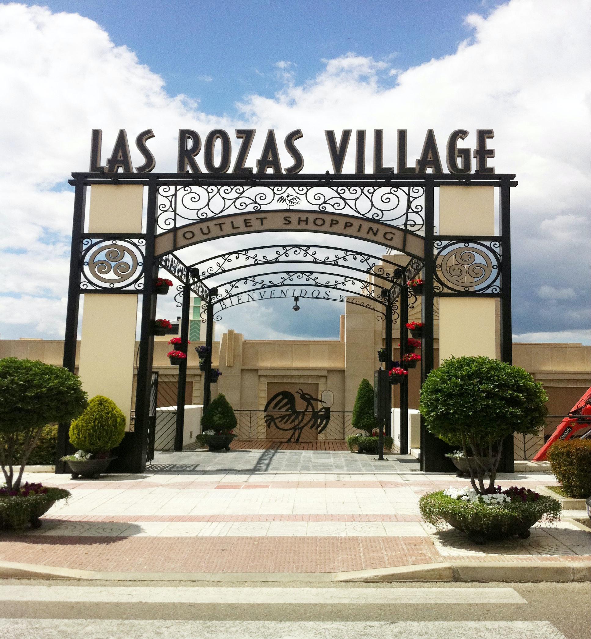 Designer outlet las rozas village madrid tiqets for Outlet las rozas