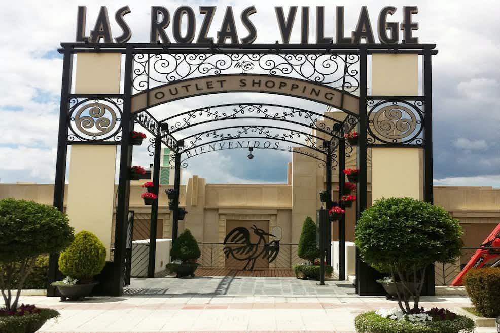 Outlet De Disenadores Las Rozas Village Madrid Tiqets