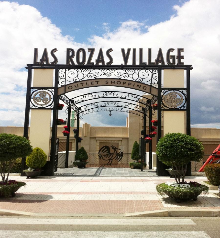 Outlet de dise adores las rozas village madrid bus tour - The first outlet las rozas ...