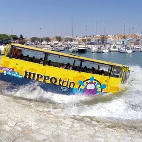 HIPPOtrip: Amphibious Tour