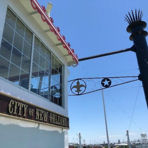 Crucero de jazz en Nueva Orleans