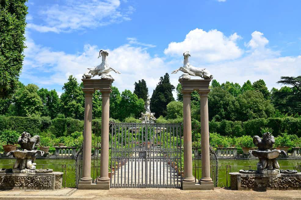 Billets Pour Le Jardin De Boboli Florence Tiqets