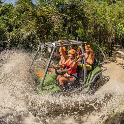 Parque Xplor: Acceso rápido y transporte