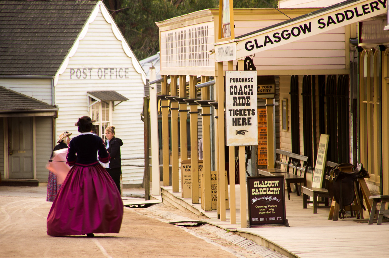 Tickets for Sovereign Hill: Day Tour from Melbourne Image