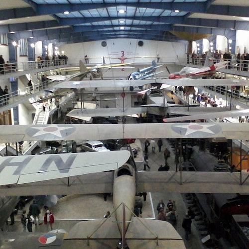 National Technical Museum Prague