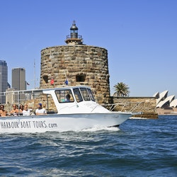 Secret Sydney Sightseeing Cruise with Lunch
