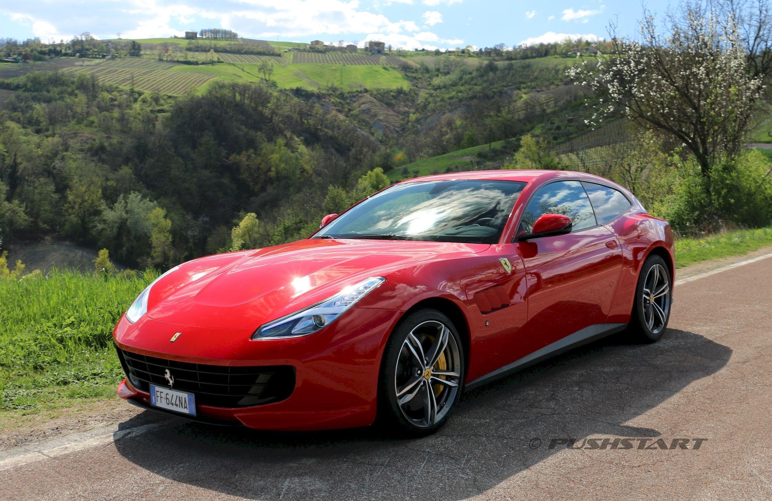 Ferrari Test Drive Ferrari Gtc4lusso Tiqets