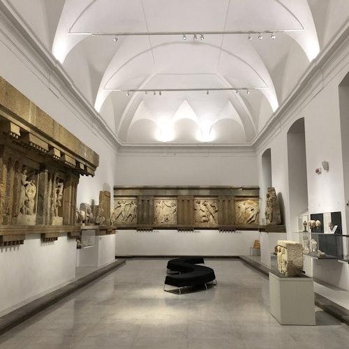Museo Arqueológico Regional Antonino Salinas + App con audioguía