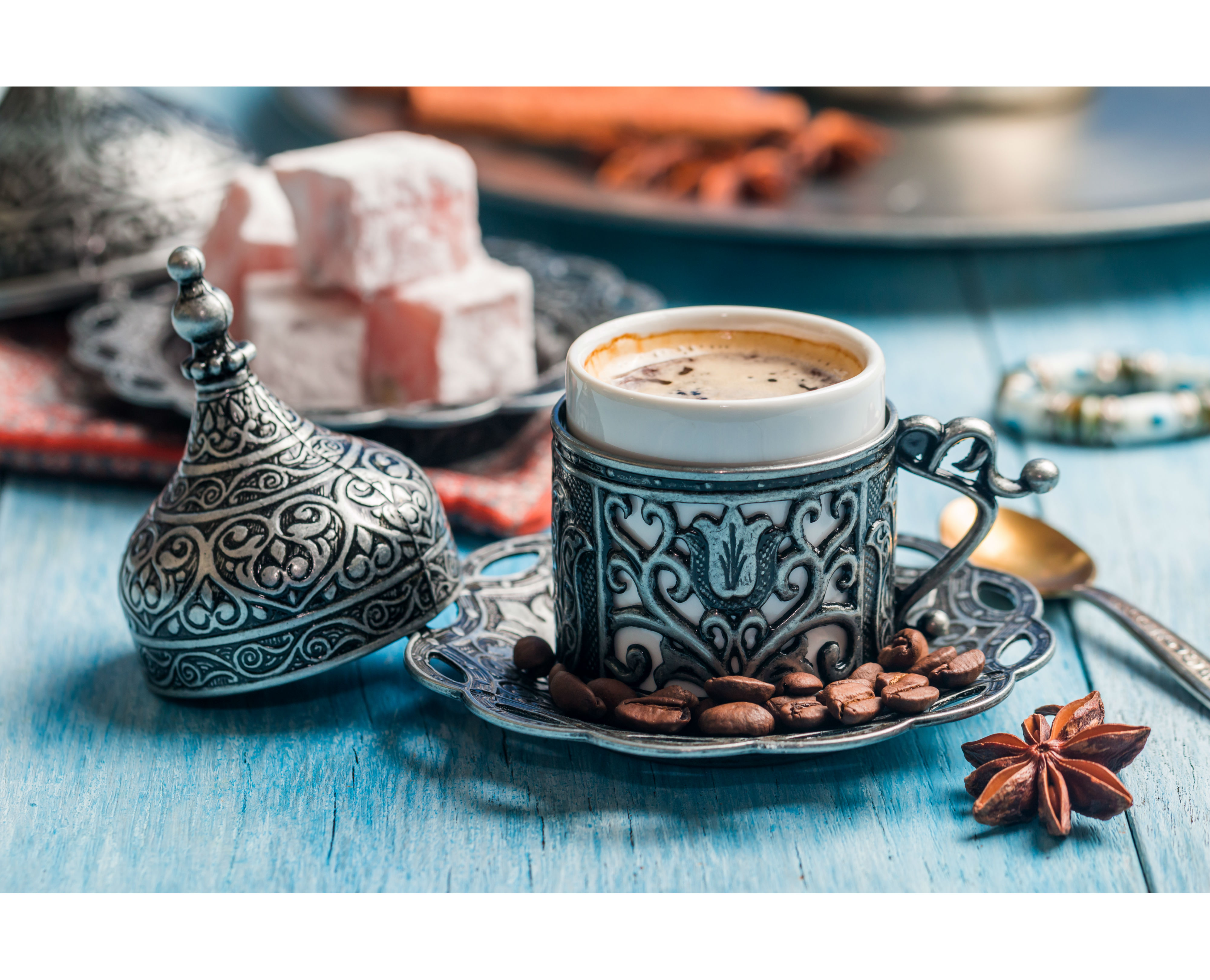 Tickets for Turkish Coffee Trail: Walking Tour with Coffee Making Course & Tasting