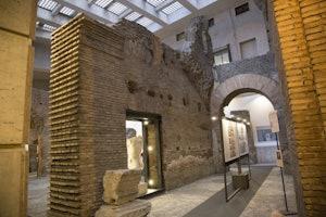Das Stadion des Domitian